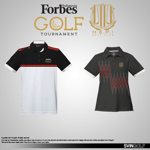 Forbes Hepi Golf Custom Polo