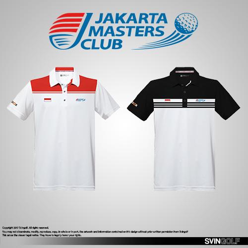 JMC Jakarta Master Club Custom Polo