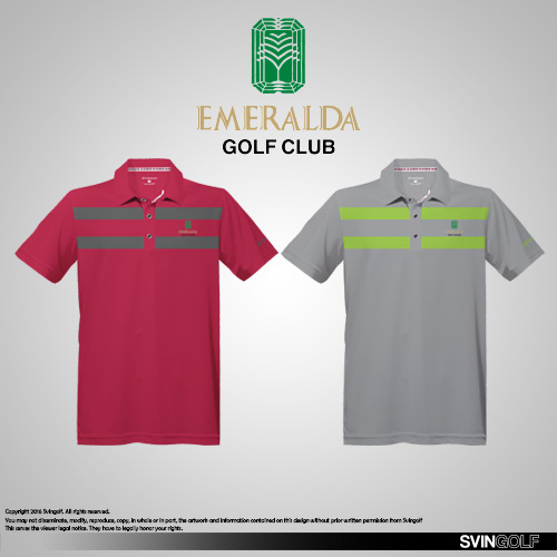 69-Layout Corporate Emeralda Golf Club 2016