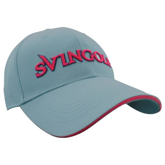 Corp Cap Grey Red