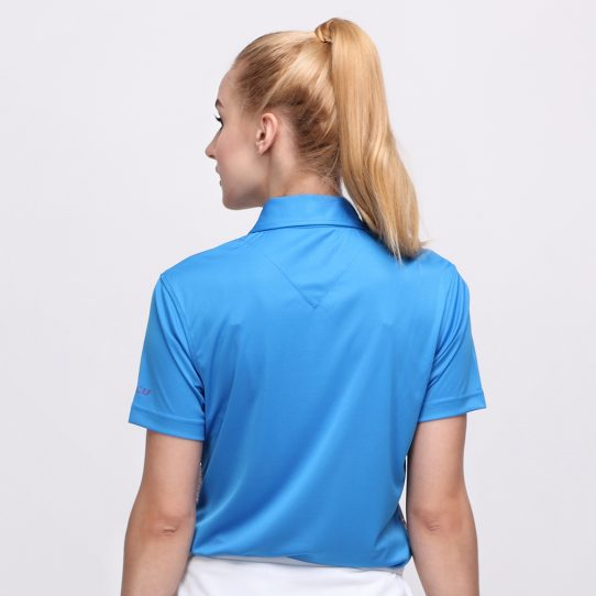 FLYING V POLO DUSK BLUE (WOMEN) 3