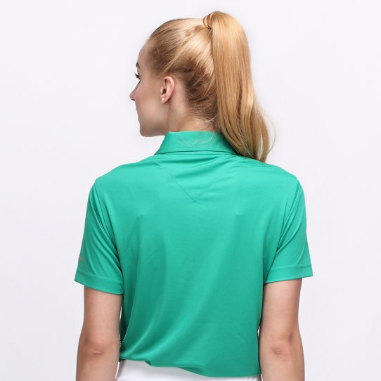 FLYING V POLO TREE GREEN (WOMEN) 3