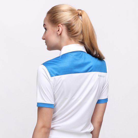 IRON POLO DUSK BLUE (WOMEN) 3