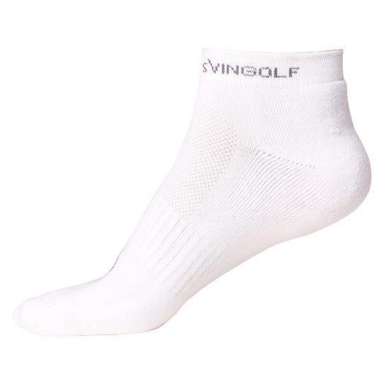 S160211 SVINGOLF SOCKS WHITE 2
