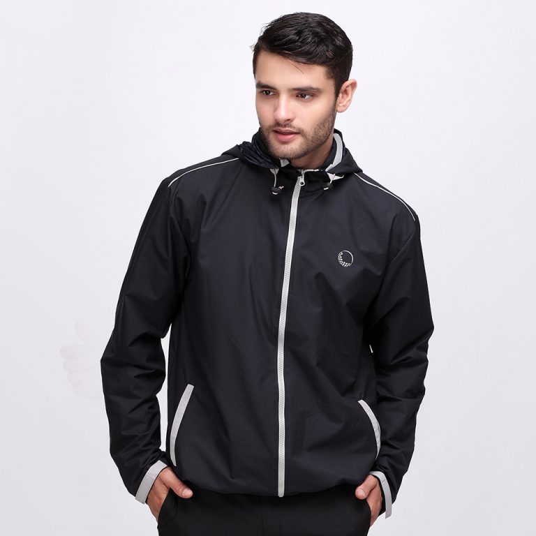 SVINGOLF JACKET (BLACK) 1