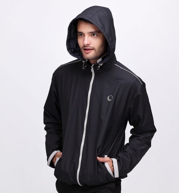SVINGOLF JACKET (BLACK) 2