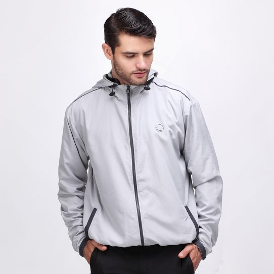 SVINGOLF JACKET (GREY) 1