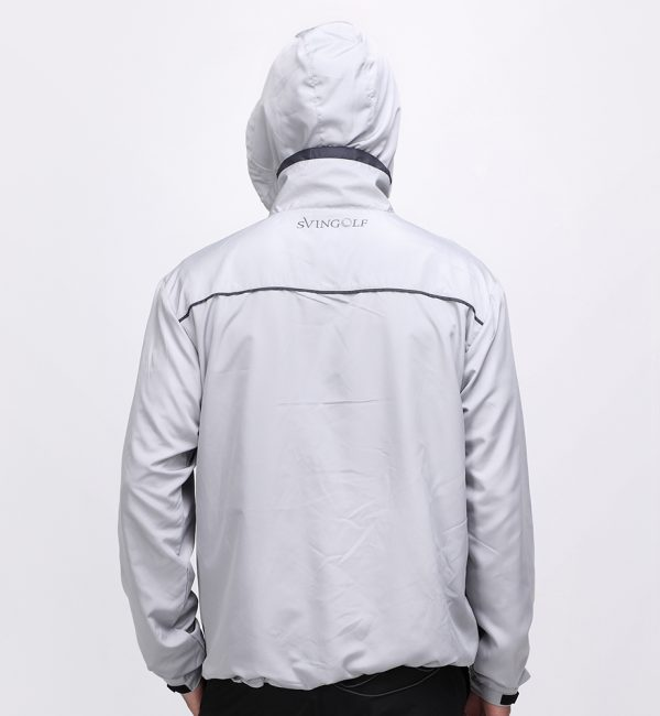 SVINGOLF JACKET (GREY) 2