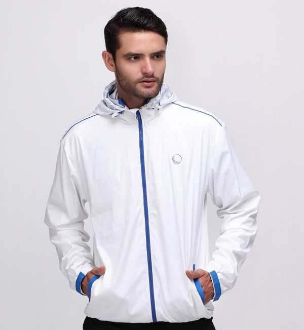 SVINGOLF JACKET (WHITE) 1