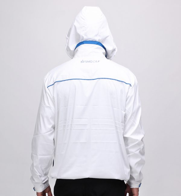 SVINGOLF JACKET (WHITE) 2