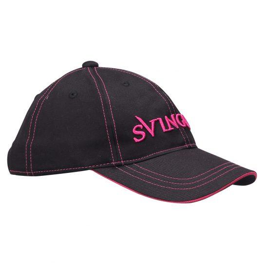 Tour Cap Black Pink