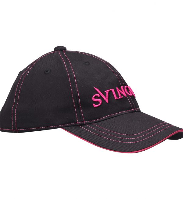 Tour Cap Black Pink