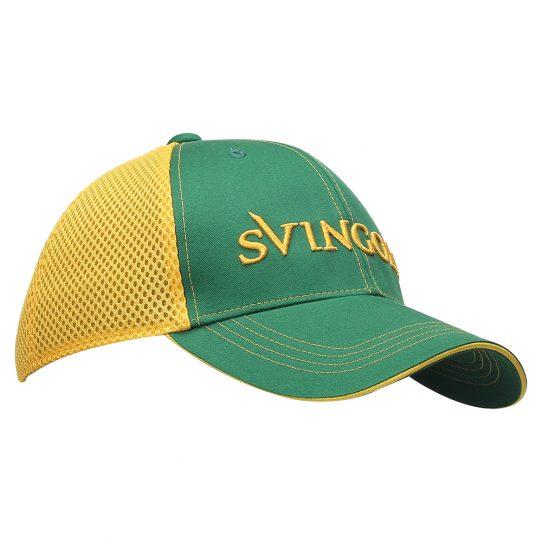 mesh Cap Green Yellow