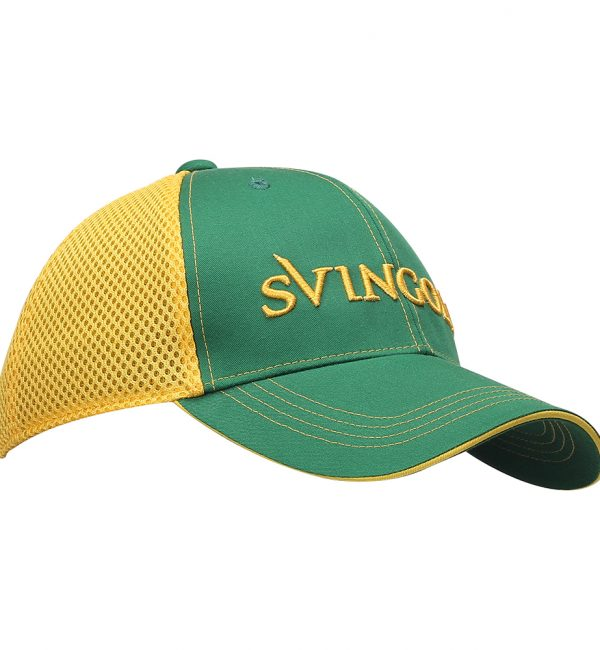mesh Cap Green Yellow