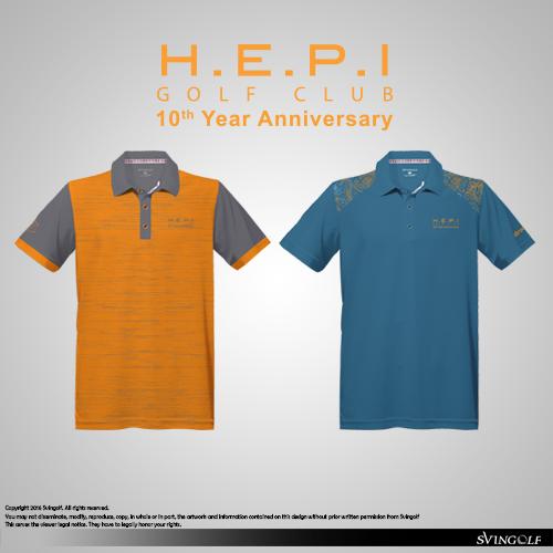HEPI Golf Polo