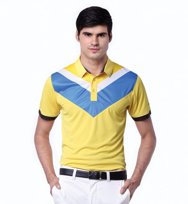 Voltron-Polo-Yellow-Sunflower-Black-02