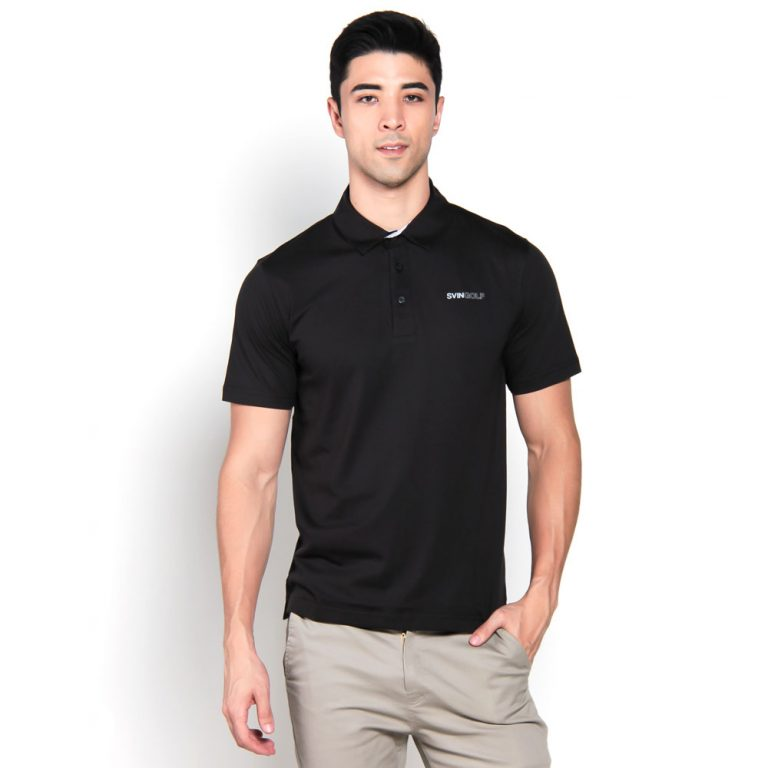 BASIC FIT POLO-BLACK-2