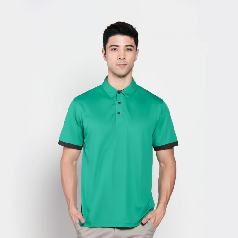 GRID POLO-GREEN-2