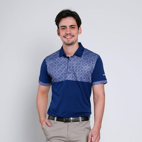 Batik-Kotak-Polo-Blue-Marine-01