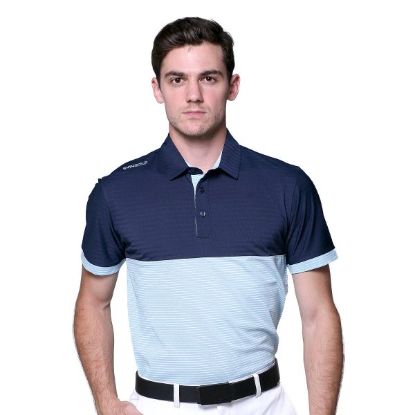 GATE-POLO-Navy_GreyStripe-Front